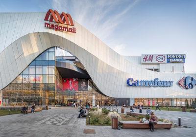 Mega Mall - NEPI - Romania